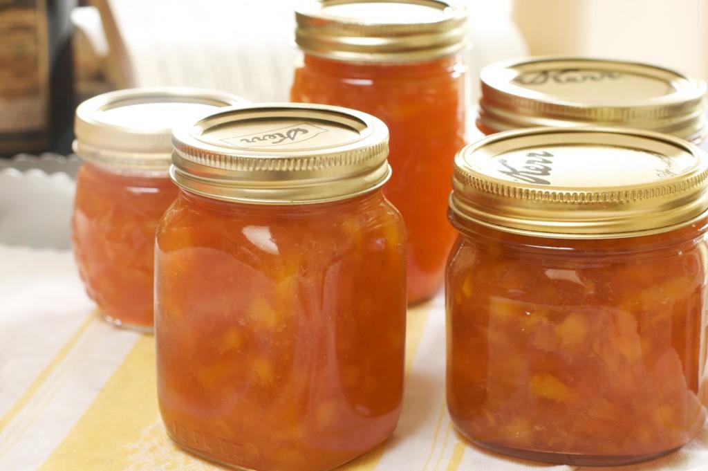 Варенье из персиков рецепты