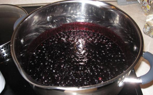 варенье из голубики рецепты