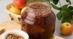 Варенье греческое с яблоками и клюквой