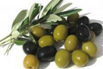 Компот из груш с маслинами или оливками