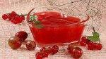 Варенье – желе из смородины красной